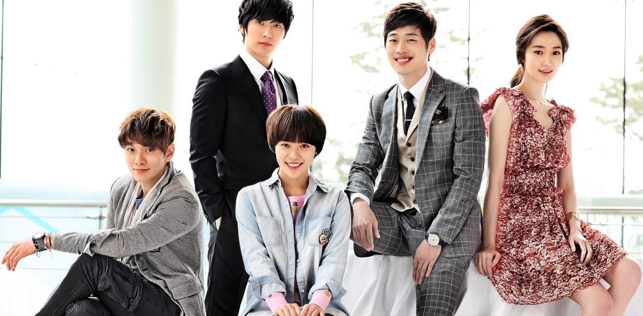 Dramas coréens image