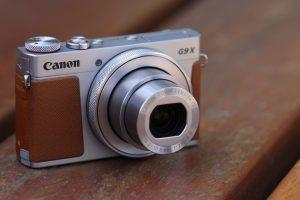 Canon G9X Mark II -image 1