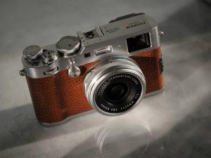 meilleurs appareils photo pour les touristes : Fujifilm X100F