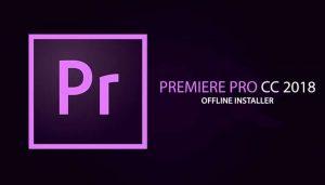logiciel de montage vidéo - Adobe Premier Pro