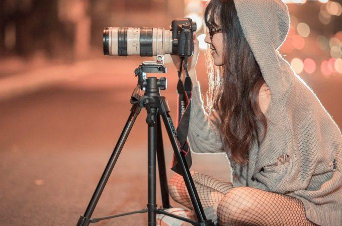 Le stabilisateur : un nouvel équipement pour tourner des films