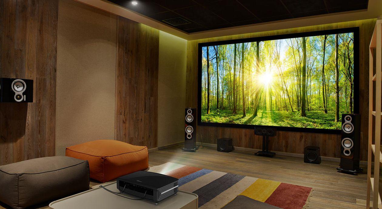 Vidéo projecteur - image